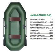 Лодки из ПВХ Аква оптима 260