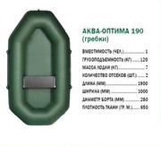 Лодка АКВА Оптима 190