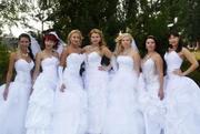 новые Свадебные платья по низким ценам!!!