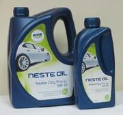 Продам синтетическое моторное масло Neste.