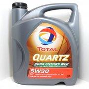 моторное масло Total Quartz 9000