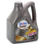 моторное масло Mobil Super 3000 X1