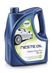 синтетическое моторное масло Neste.