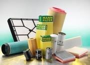 Салонный фильтр Mann CU1828