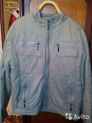 Куртки и ветровки 46-50 размера весна