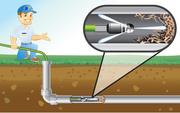 чистка канализации,  Видеодиагностика