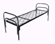 Кровати с металлическими быльцами,  Кровати с деревянными спинками