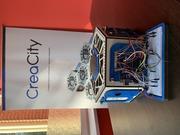 Электронный конструктор Умный дом Creacity ( 1 модуль )